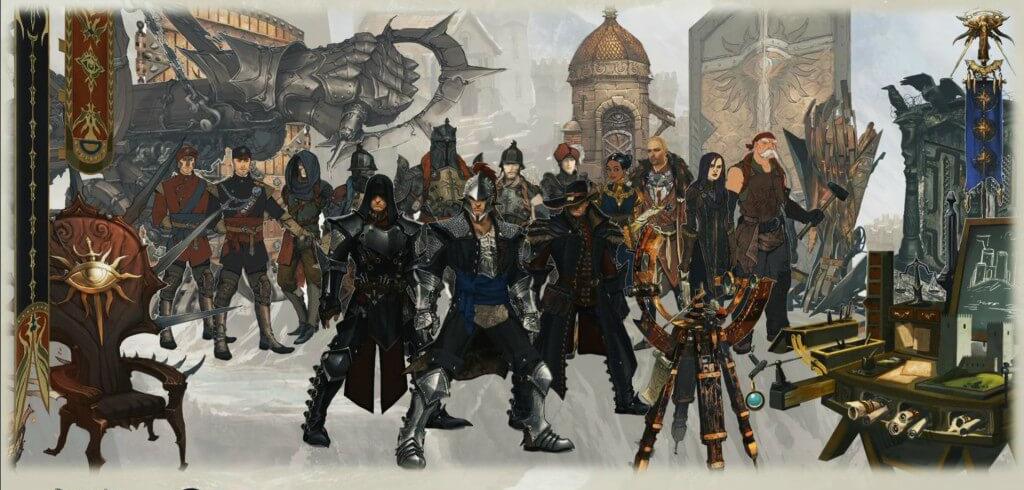 dragon age origins controls codex