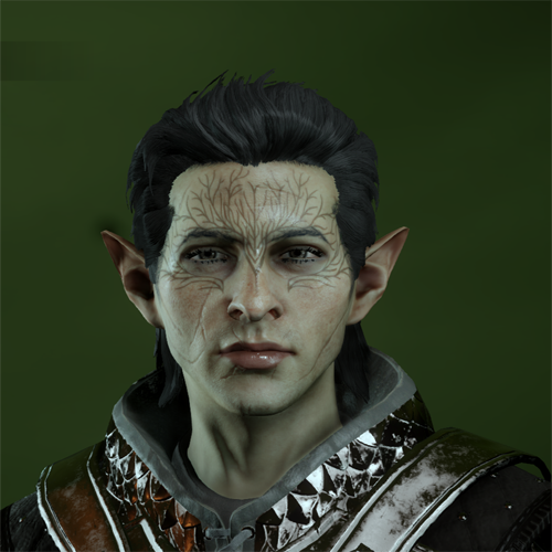 Elf Male in CC