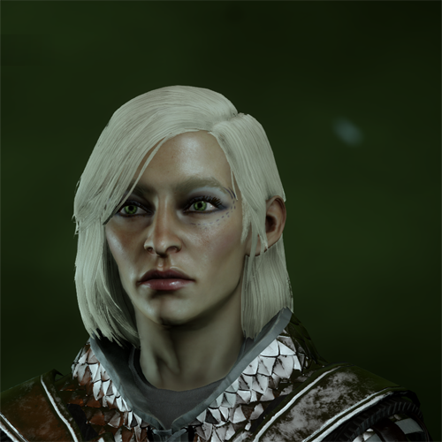 Human Female in CC