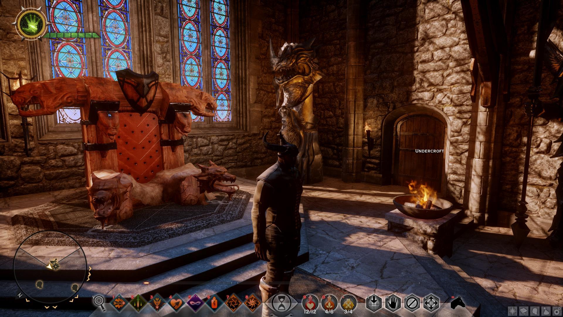 Throne Upgrades Guide | Dragon Age 3 Wiki