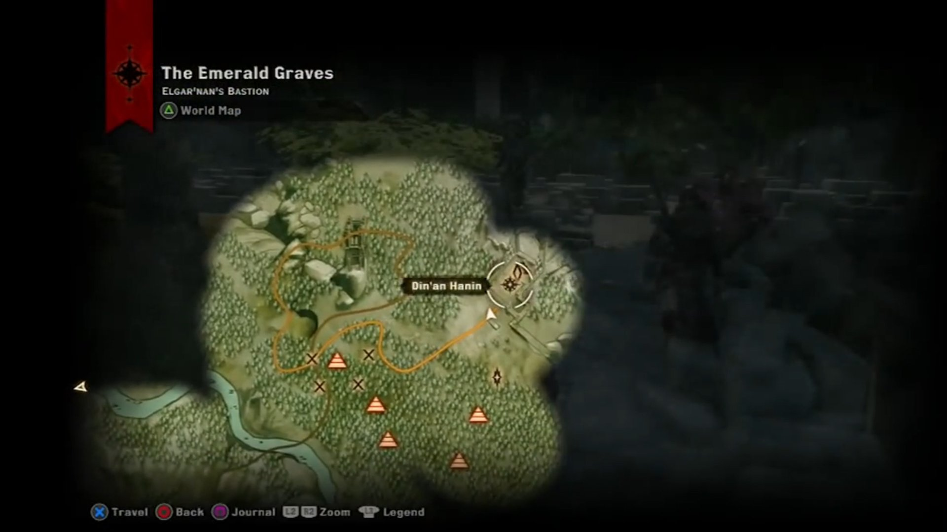 dragon age map with Treasure Maps on Ferelden 431881315 furthermore Way of the Assassin likewise Skywind Gameplay Video Reveals Morrowind Skyrim Graphics in addition Gebiete additionally File Map of Tilea.