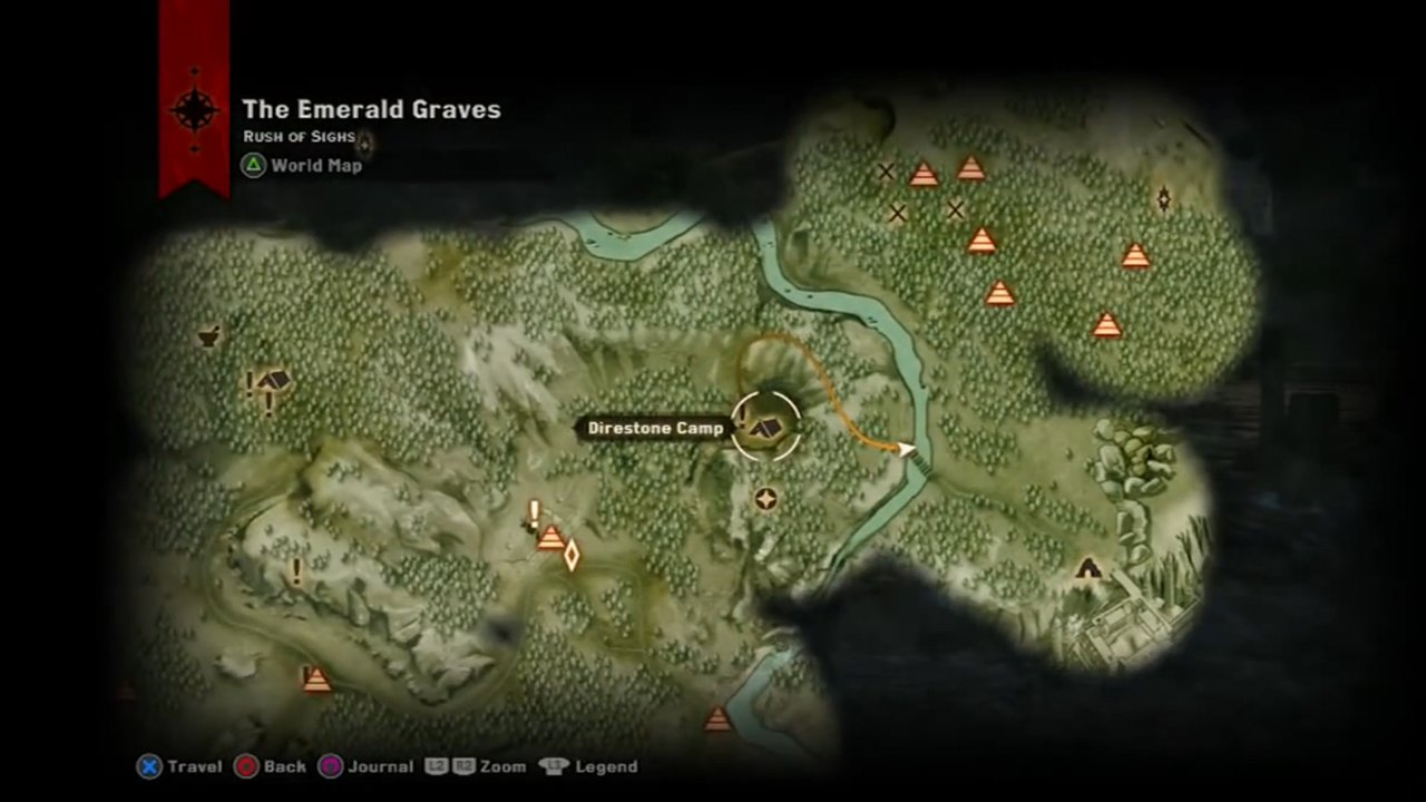 elgarnans bastion map