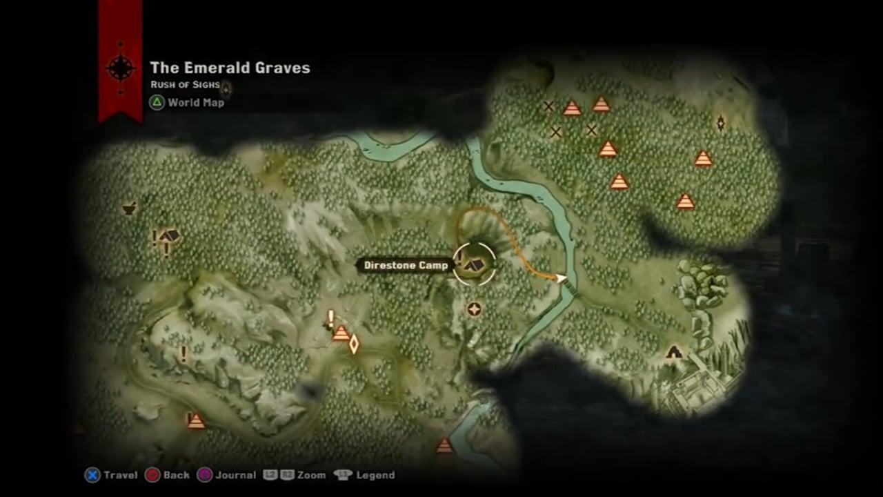 Treasure Maps | Dragon Age Inquisition Wiki