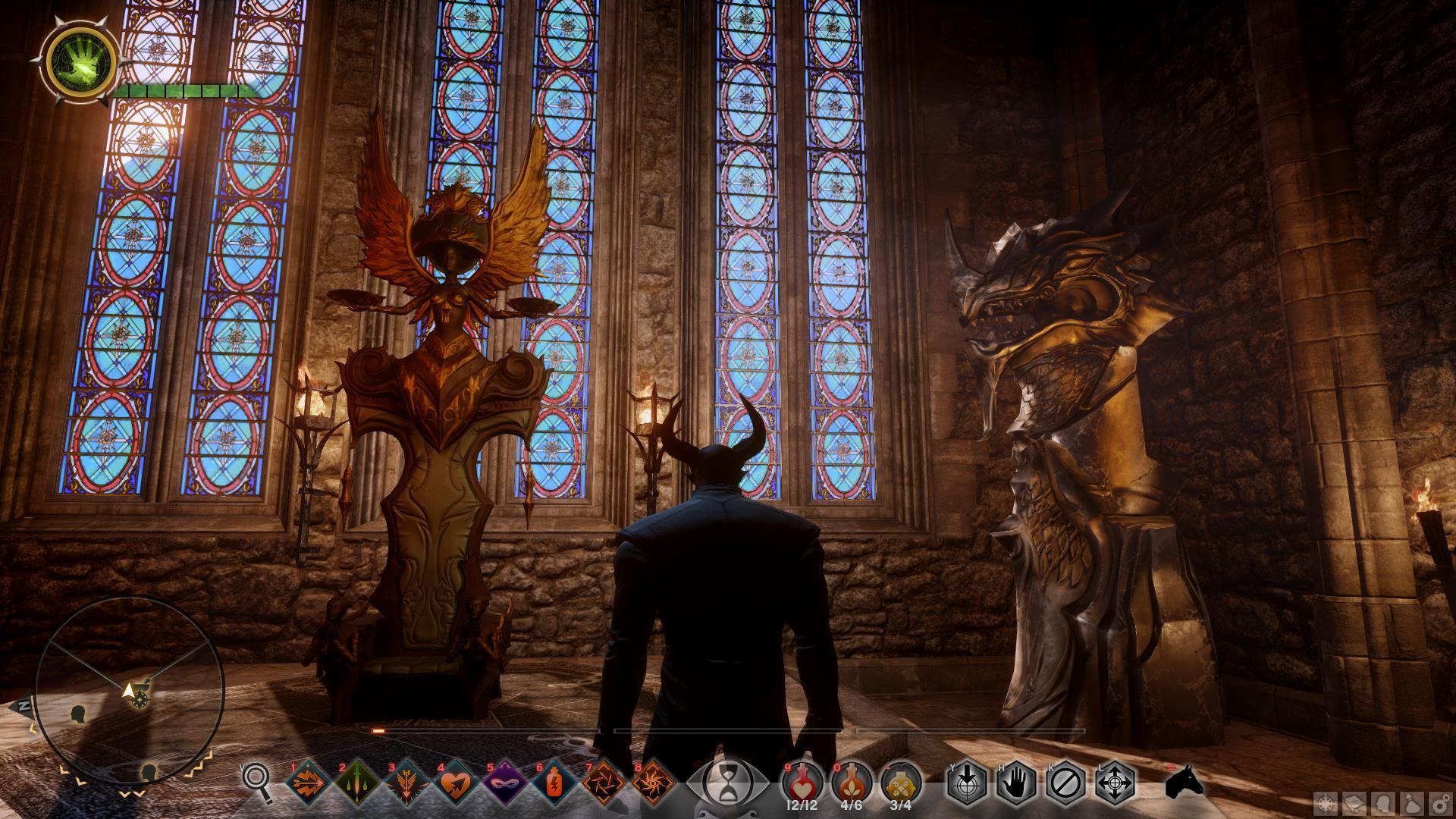 Dragon age inquisition university of orlais